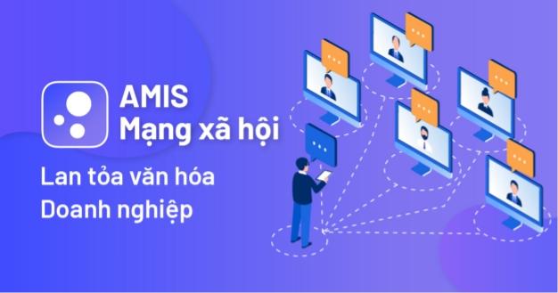 Hướng dẫn sử dụng AMIS Mạng xã hội