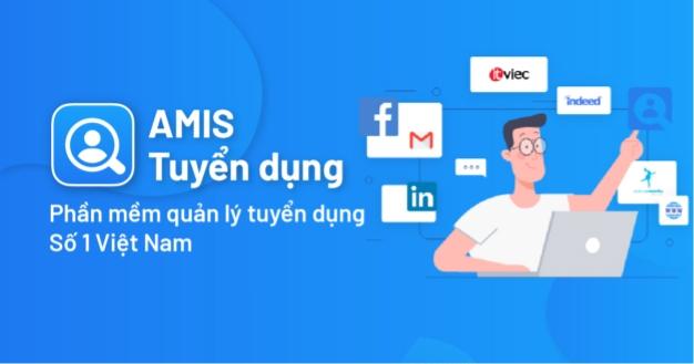 Hướng dẫn sử dụng AMIS Tuyển dụng
